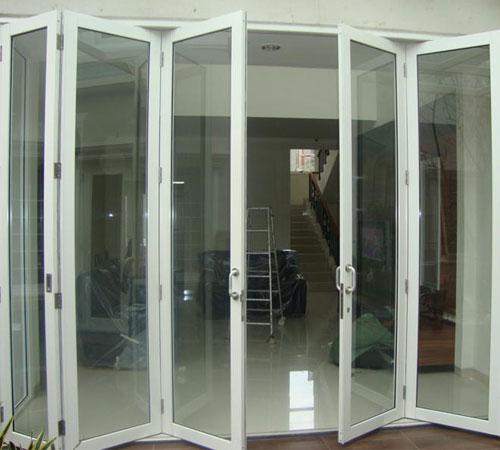 UPVC Folding Door | PT Trimasjaya
